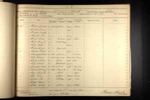 1863 Draft