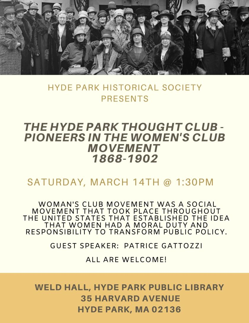 The Hyde Park Thought Club[23105]